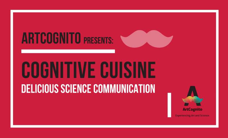 """Science Cuisine  – """"Nachsehen"""" wie Wissenschaftskommunikation schmeckt"""