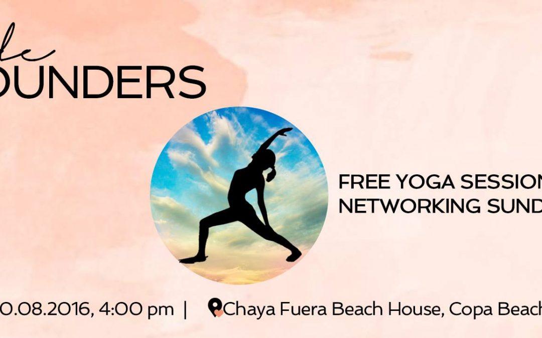 Female Founders Yoga Meetup