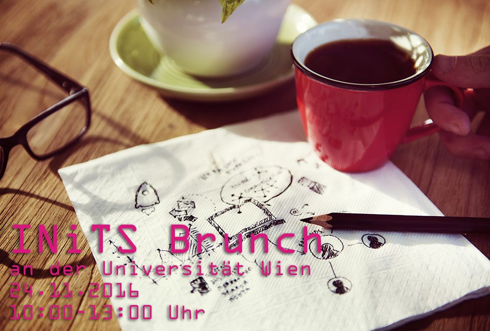 INiTS Start-up Brunch an der Universität Wien