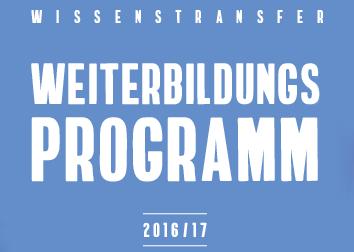 WTZ Ost Ringveranstaltung 2016/17 – Open Science, Citizen Science, Open Data & RRI