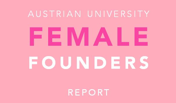 Austrian University Female Founders Report 2016