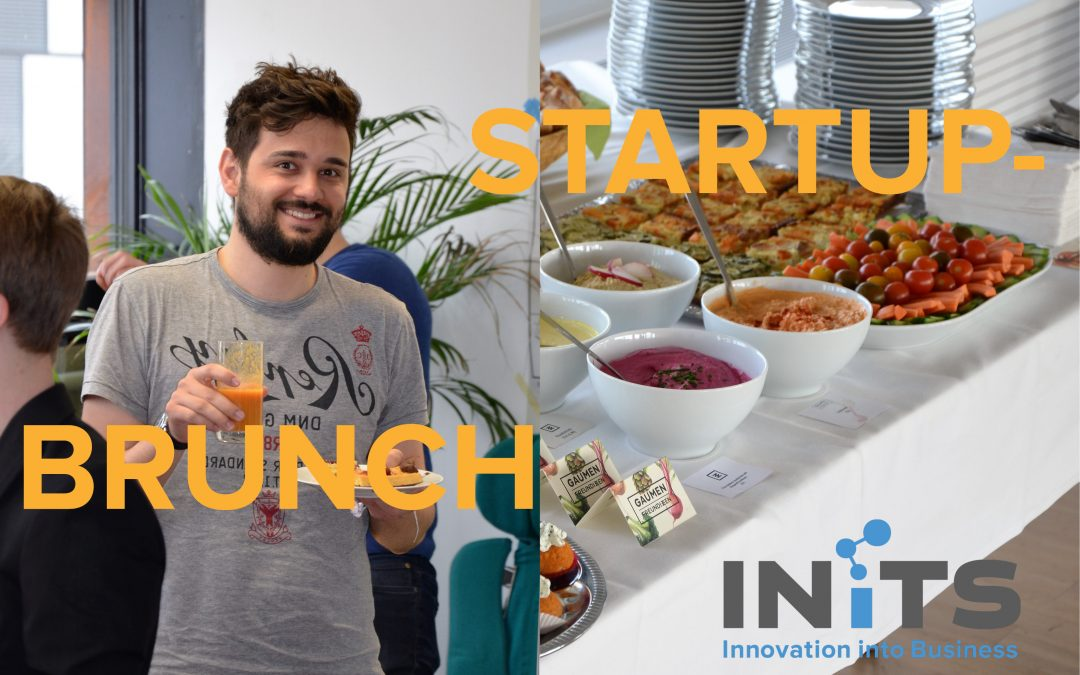 INiTS Innovationsbrunch an der TU Wien