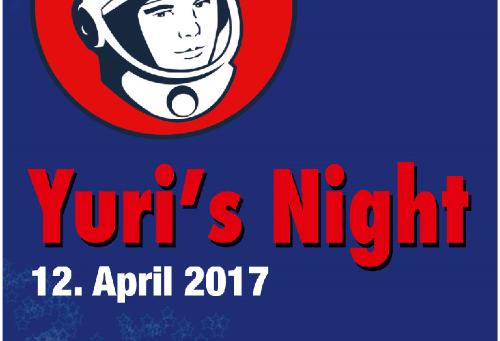 Big Bang! – Yuri's Night im Naturhistorischen Museum