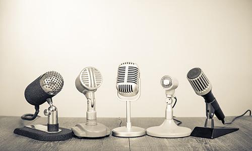 Wissenschaft für die Ohren – Podcasts selbst gemacht