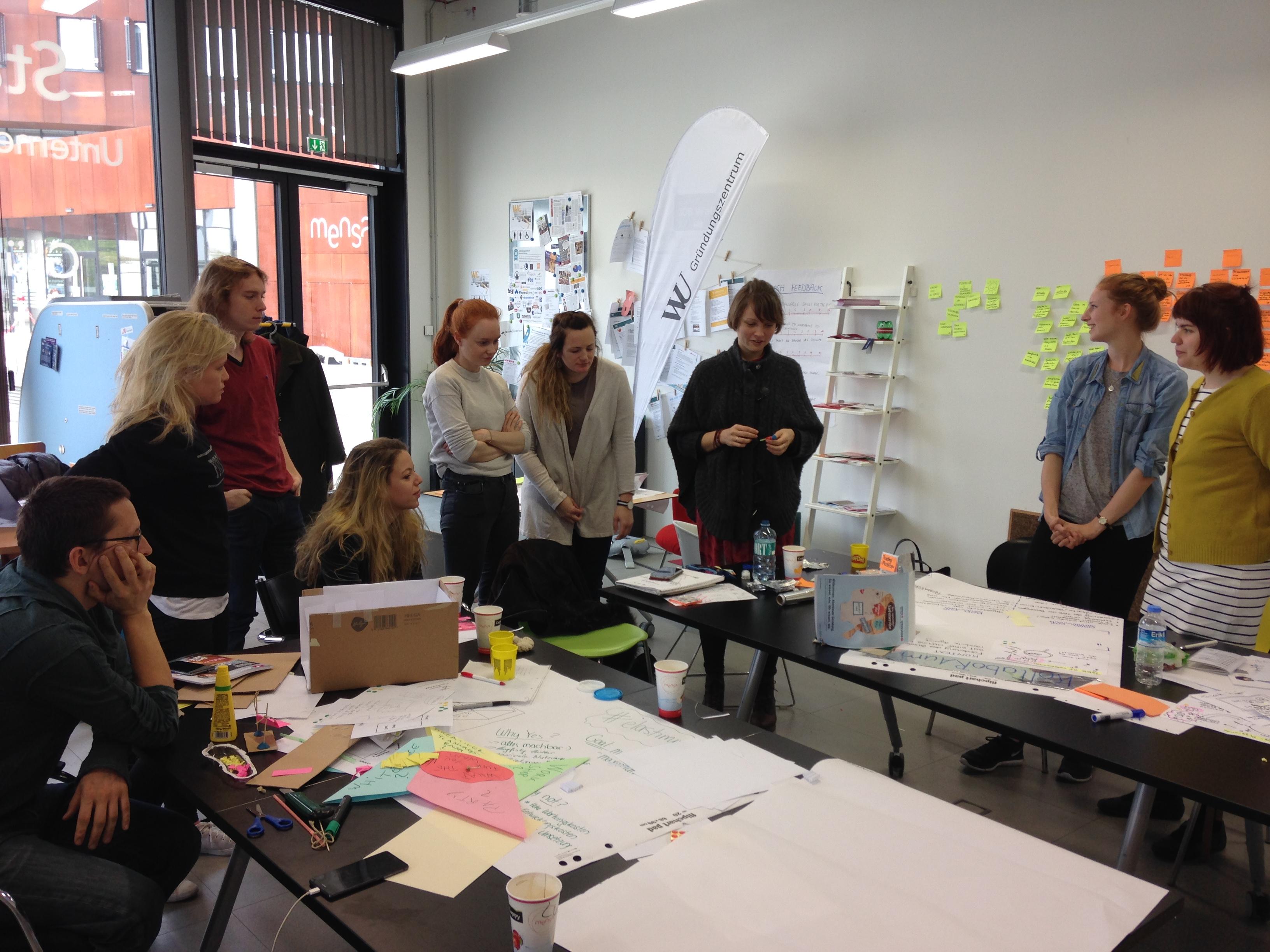 Erstellung der Prototypen