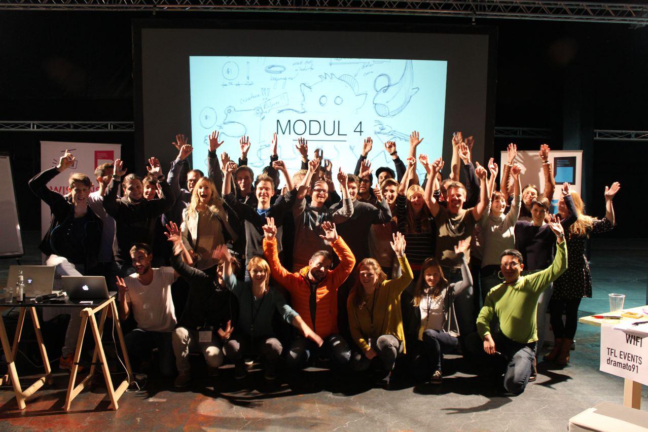 Teilnehmer Ideengarten 2015