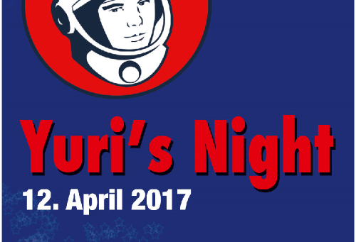 Big Bang! – Yuri's Night im Naturhistorischen Museum