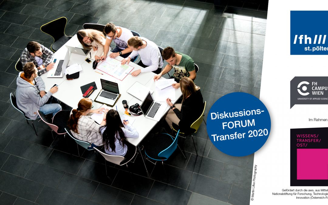 Diskussions-FORUM Transfer 2020