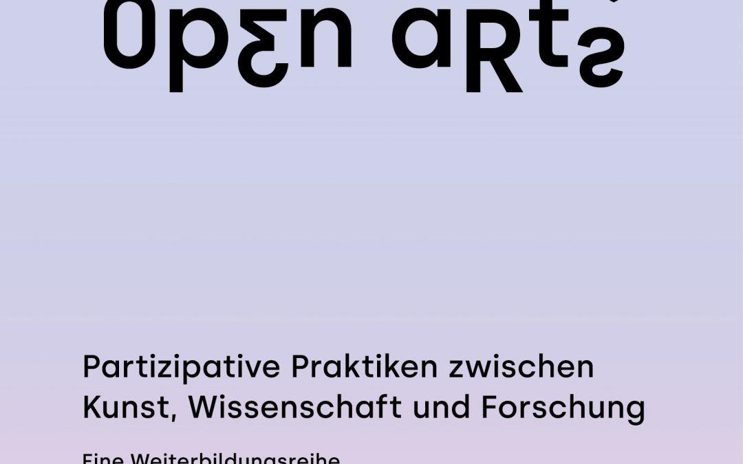 """CALL: OPEN ARTS.WORKSHOP """"Entwurf und Reflexion"""""""